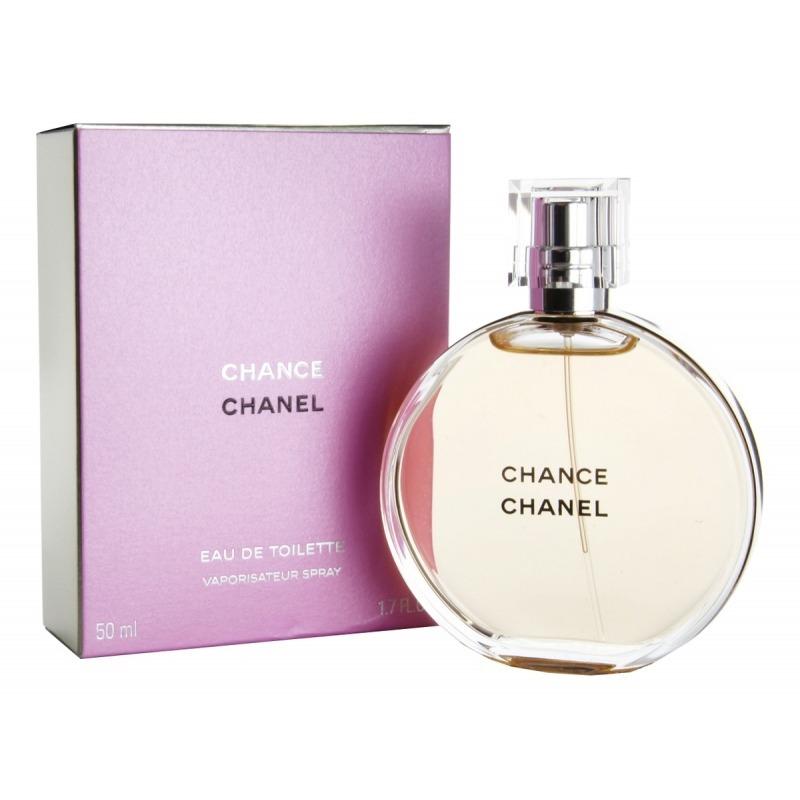 Chance Eau De Toilette от Chanel купить женские духи туалетную