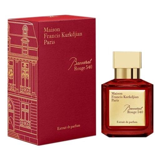 Baccarat Rouge 540 Extrait De Parfum от Maison Francis Kurkdjian
