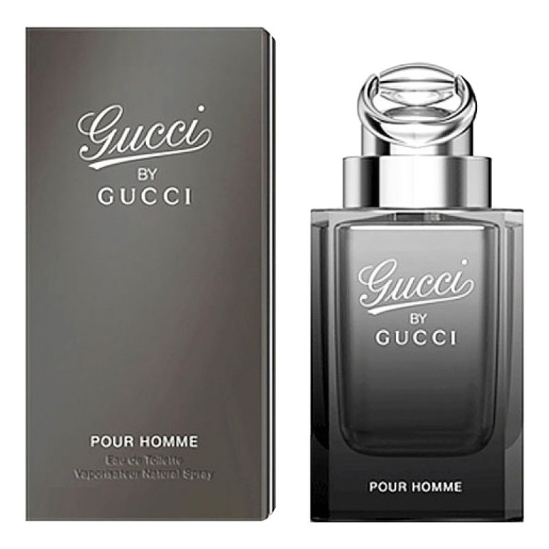 Gucci by Gucci Pour Homme от Gucci - купить мужские духи (туалетную воду) в  интернет-магазине - цена и отзывы 8f02b97a0300a