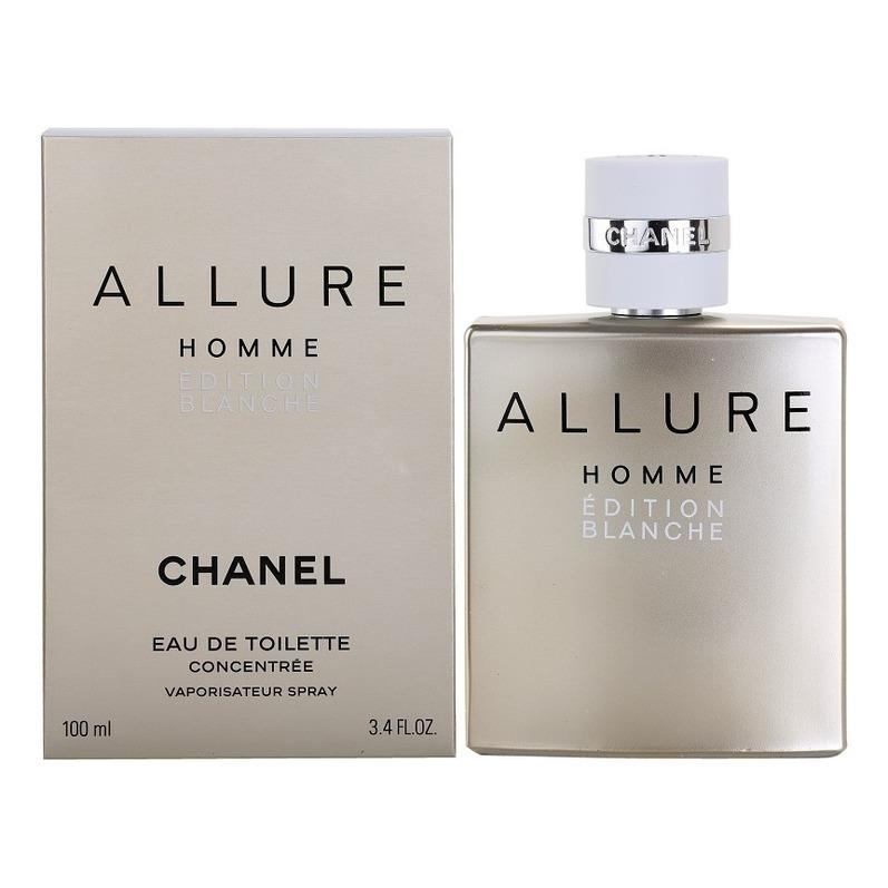 Allure Homme Edition Blanche от Chanel купить мужские духи