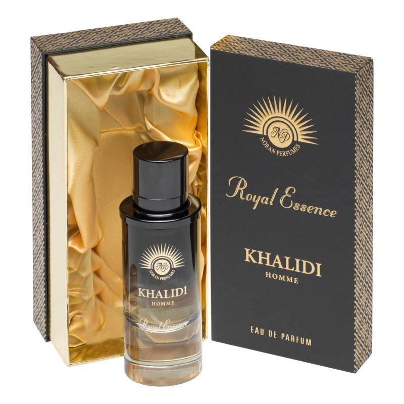 Khalidi от Noran Perfumes купить мужские духи туалетную воду в