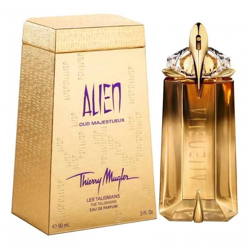 Alien Oud Majestueux от Mugler купить женские духи туалетную воду