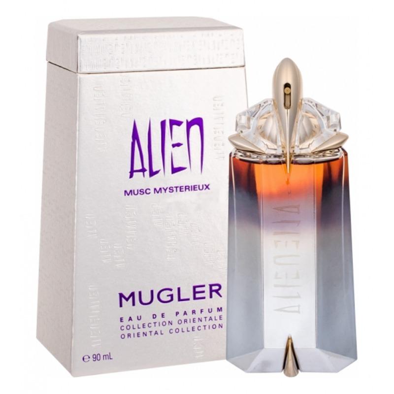 Alien Musc Mysterieux от Mugler купить женские духи туалетную