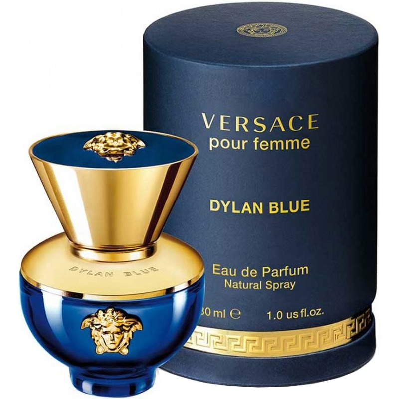 Versace Pour Femme Dylan Blue от Versace купить женские духи