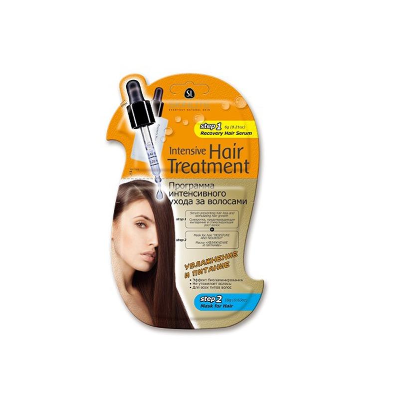 Маски для роста волос и увлажнения