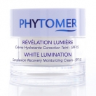 Увлажняющий защитный крем White Lumination Complexion Recovery Moisturizing Cream SPF15