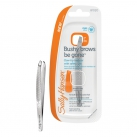 Пинцет для густых бровей Bushy Brows Be Gone Claw-tip Tweezer w/safety cap