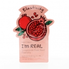 Тканевая маска с экстрактом граната I'm Real Pomegranate Mask Sheet