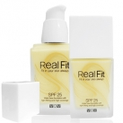 Тональная основа Real Fit Foundation SPF-25