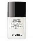 Le Blanc De Chanel Sheer Illuminating Base
