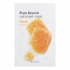 Маска для лица листовая медовая Pure Source Cell Sheet Mask (Honey) от Missha