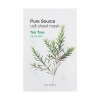 Маска для лица листовая с чайным деревом Pure Source Cell Sheet Mask (Tea Tree) от Missha