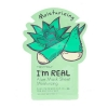 Маска для лица тканевая с алоэ I'm Real Aloe Mask Sheet от Tony Moly