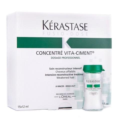Купить Концентрат для волос, Fusio-Dose Vita-Ciment, Kerastase