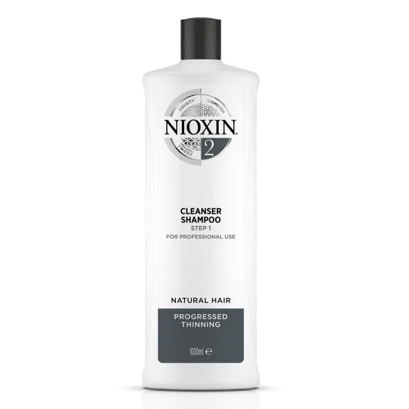Шампунь, «Система 2» Cleanser System 2, Nioxin  - Купить