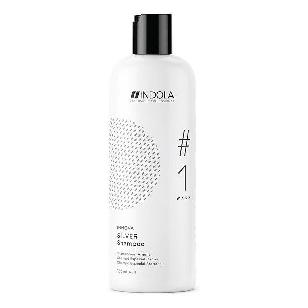 Шампунь, Innova Color Shampooing Silver, Indola  - Купить