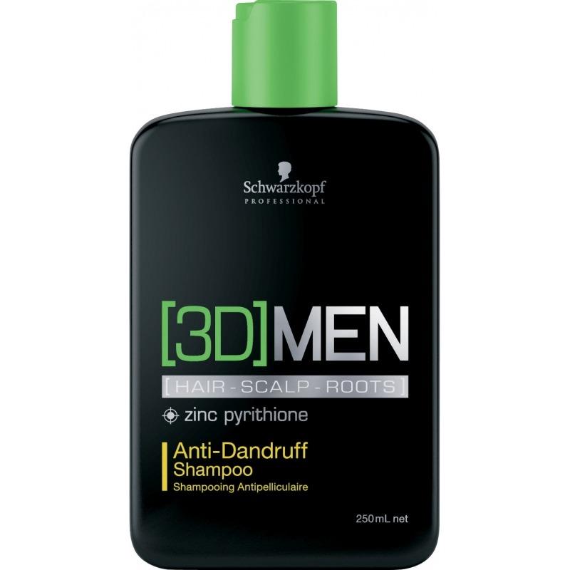 Шампунь 3D Men Anti-Dandruff фото