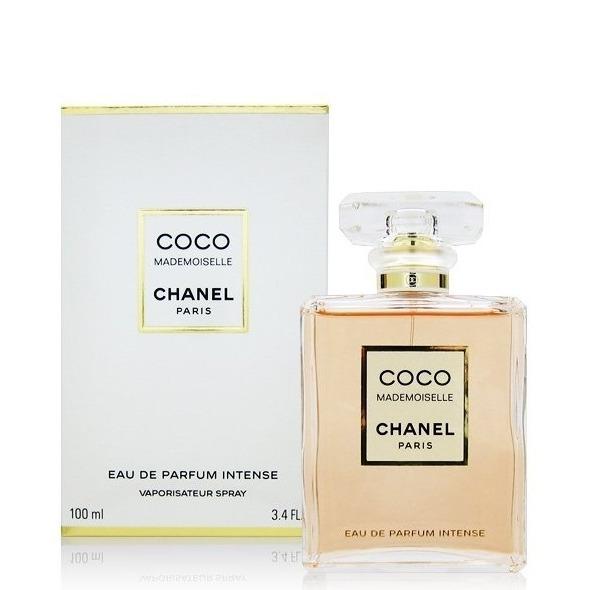 Coco Mademoiselle Intense от Chanel купить женские духи туалетную