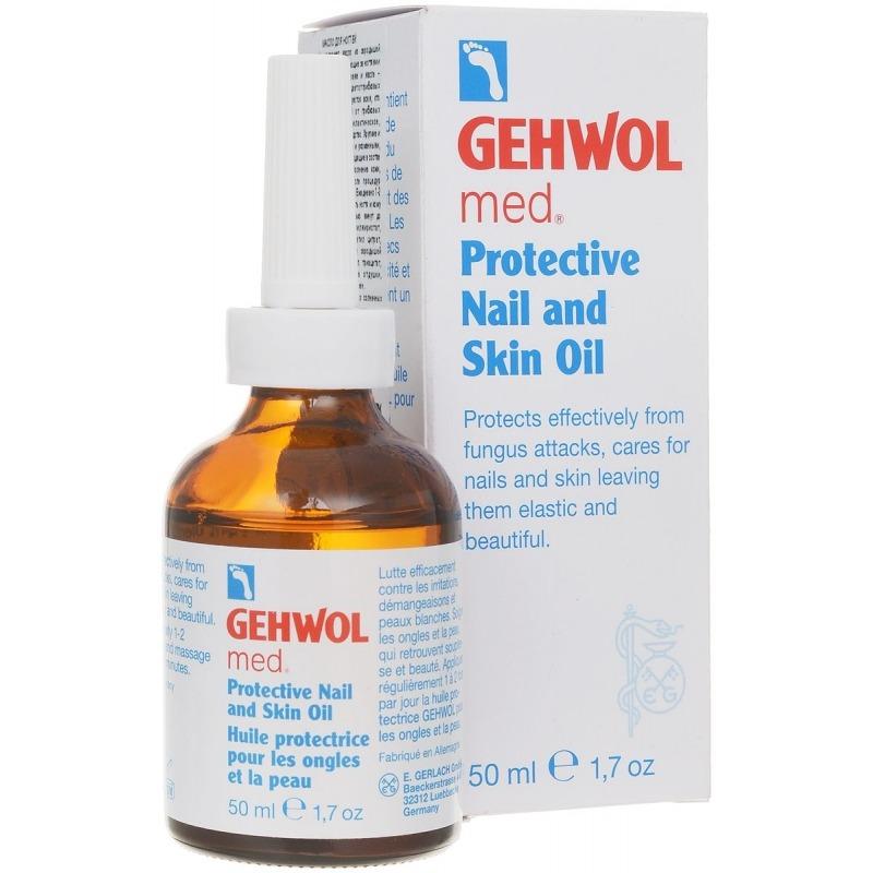 Купить Масло для ног, Protective Nail and Skin Oil, Gehwol