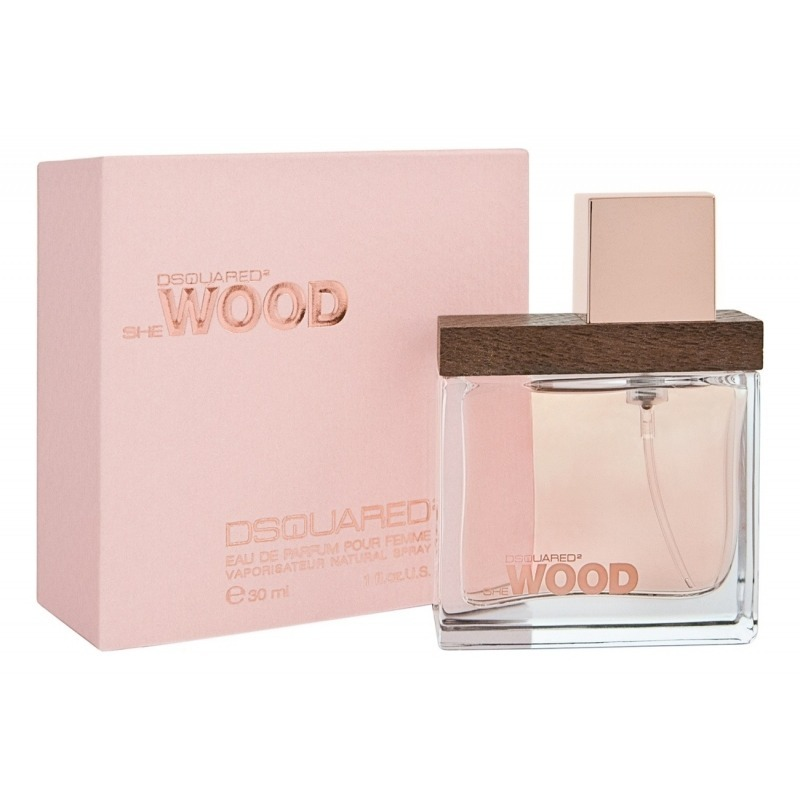 She Wood, DSQUARED2  - Купить