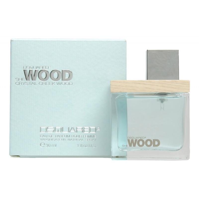 Купить She Wood Crystal Creek Wood, DSQUARED2