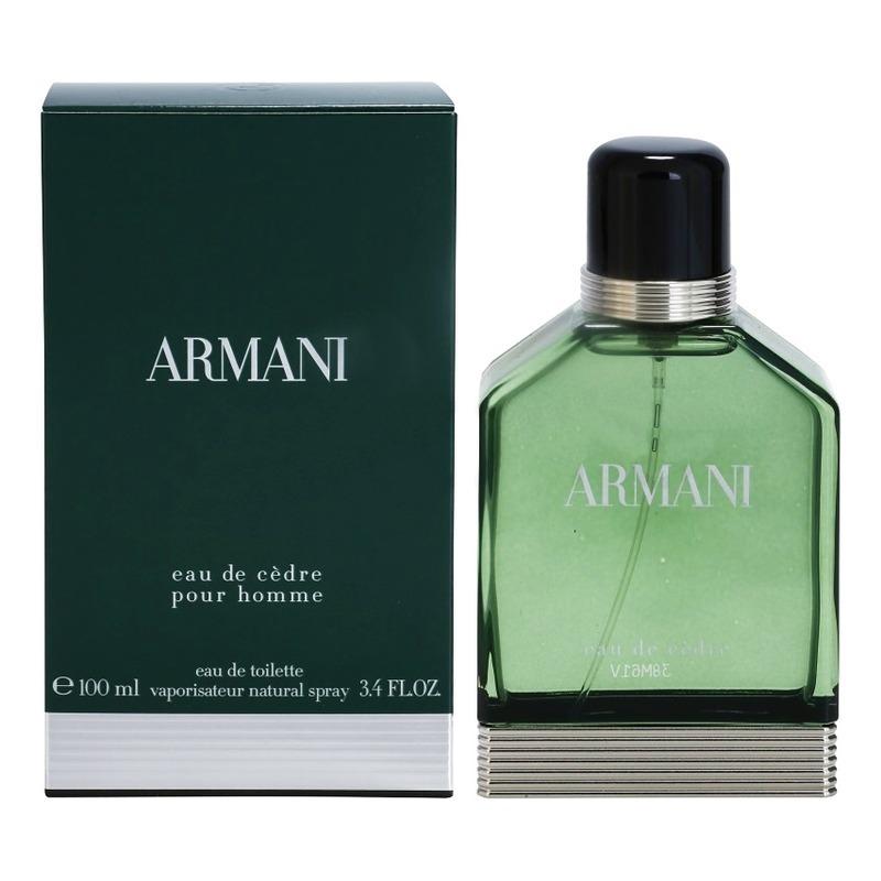 Купить Armani Eau de Cedre