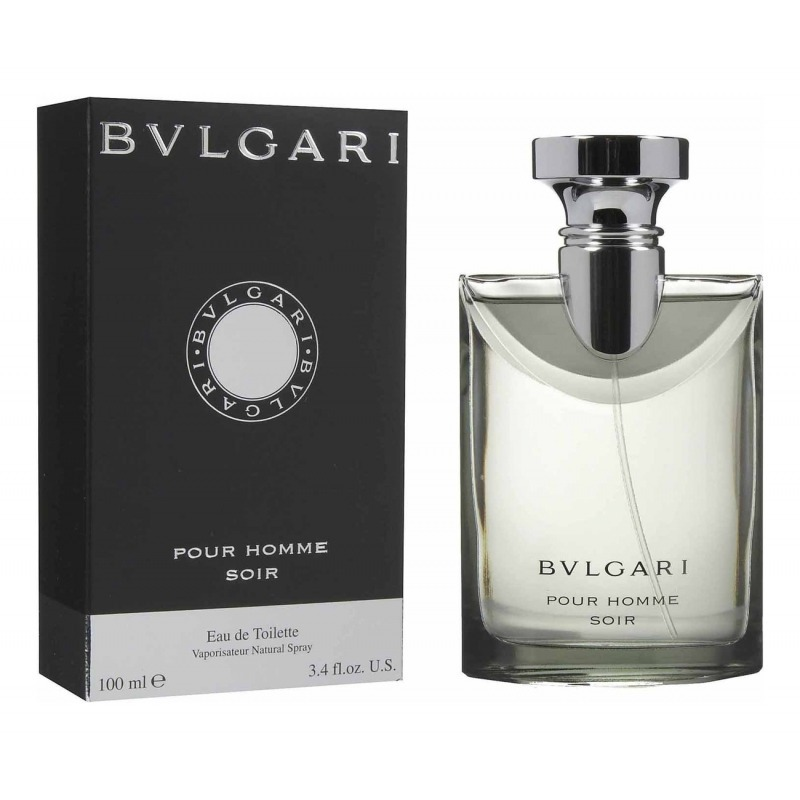 Купить Bvlgari Pour Homme Soir