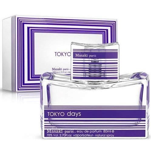 Tokyo Days.
