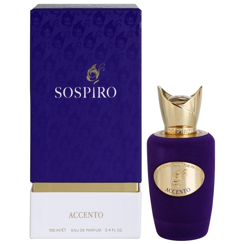 Купить Accento, Sospiro