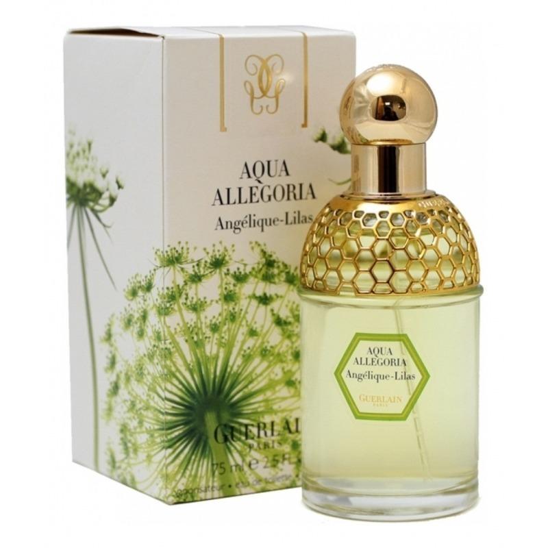 Купить Aqua Allegoria Angelique Lilas, Guerlain