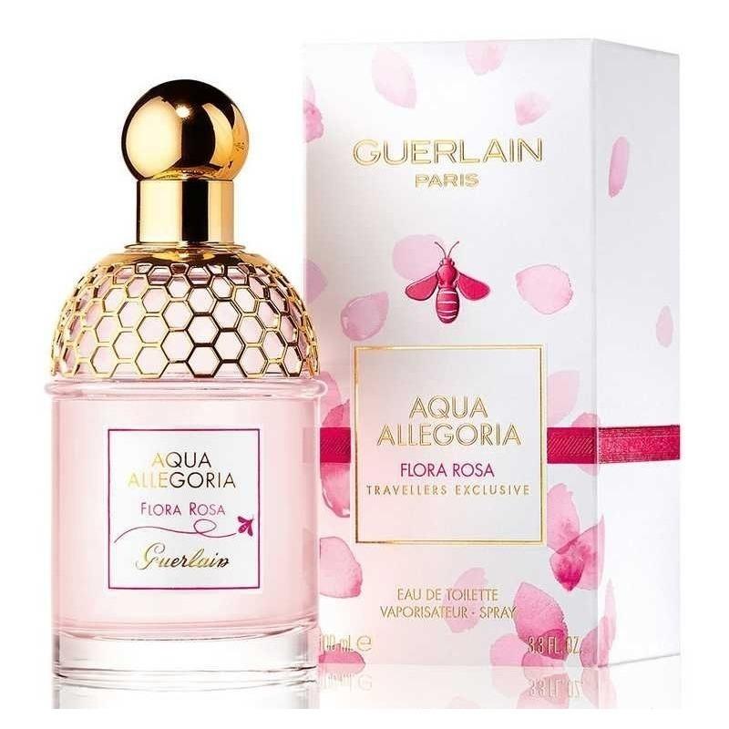 Купить Aqua Allegoria Flora Rosa, Guerlain
