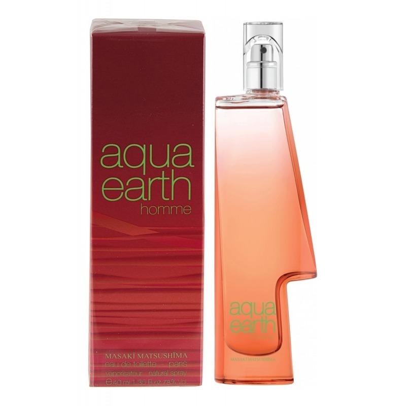 Aqua Earth Homme.