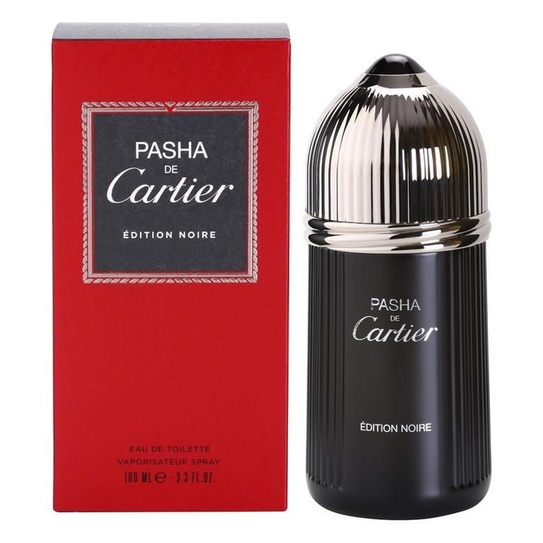 Купить Pasha de Cartier Edition Noire