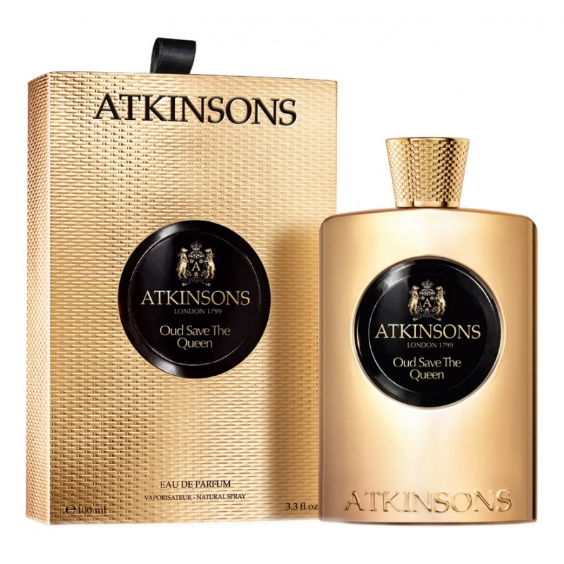 Oud Save The Queen Atkinsons of London фото