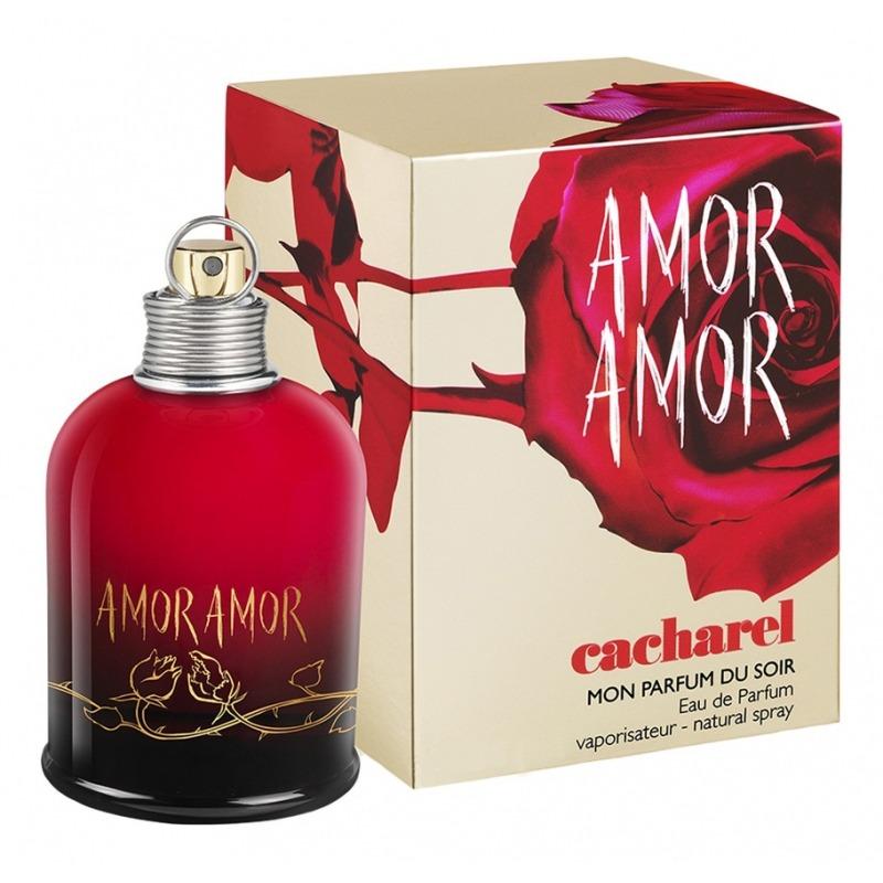 Купить Amor Amor Mon Parfum Du Soir, Cacharel