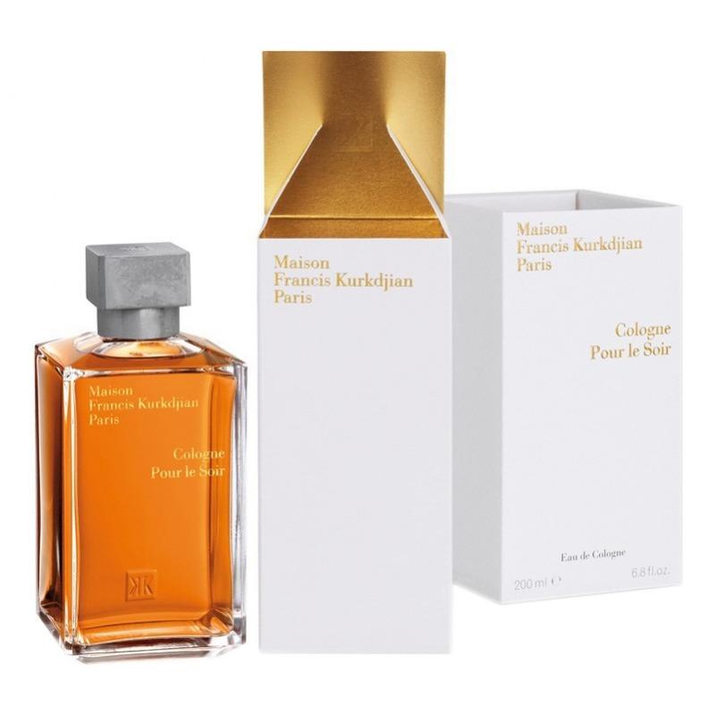 Купить Cologne Pour Le Soir, Maison Francis Kurkdjian