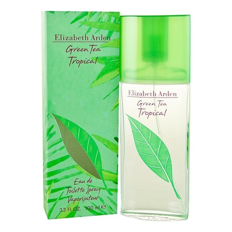 Купить Green Tea Tropical, Elizabeth Arden