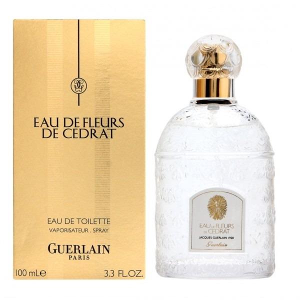 Купить Eau de Fleurs de Cedrat, Guerlain