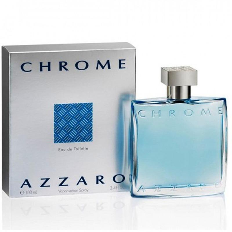 Azzaro Chrome - купить мужские духи, цены от 1090 р. за 10 мл