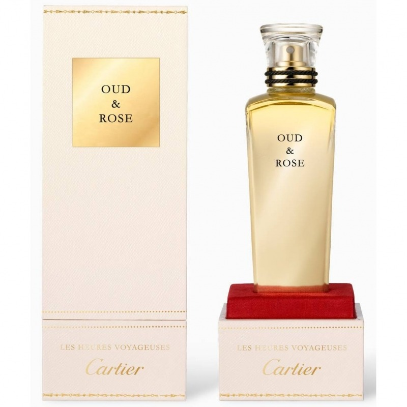 Купить Oud & Rose, Cartier