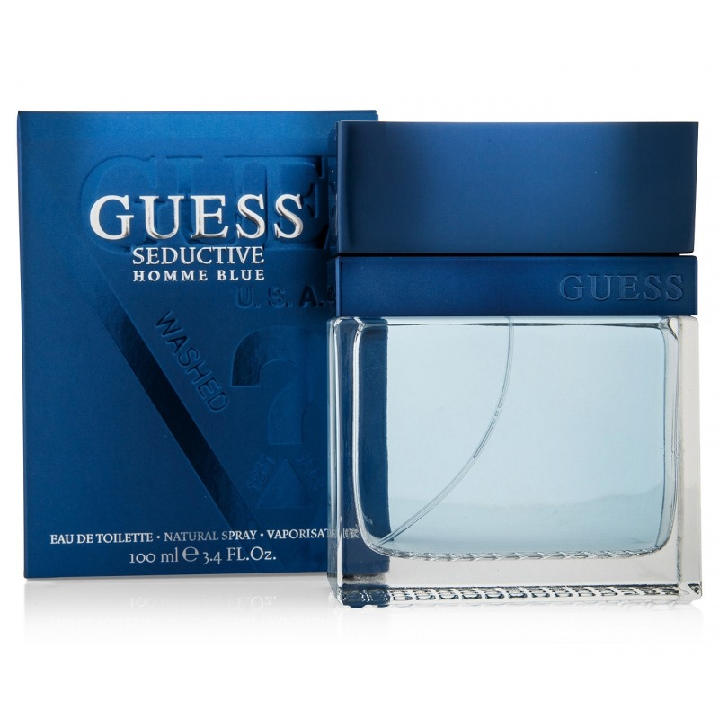 Guess Seductive Homme Blue фото