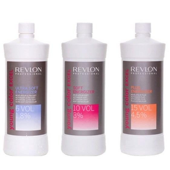 Купить Активатор для краски, Young Color Excel Ultra Soft (YCE), Revlon Professional