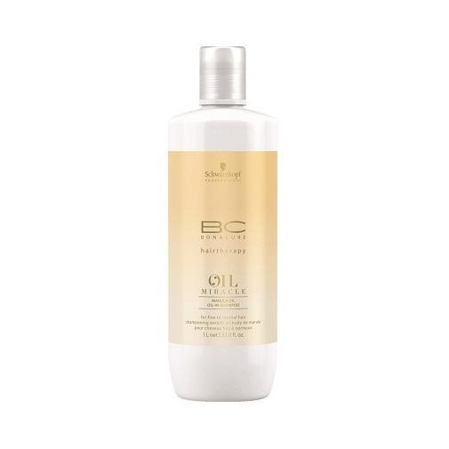Купить Шампунь для тонких волос Bonacure Oil Miracle Light Shampoo, Schwarzkopf Professional