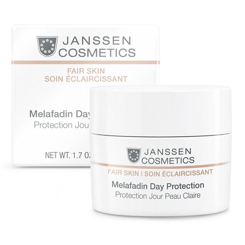 Купить Крем для лица, SPF 20 Melafadin Day Protection, Janssen