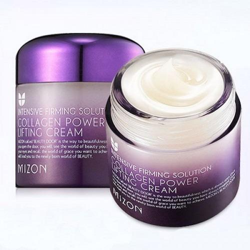 Крем-лифтинг коллагеновый Collagen Power Lifting Cream, Mizon  - Купить
