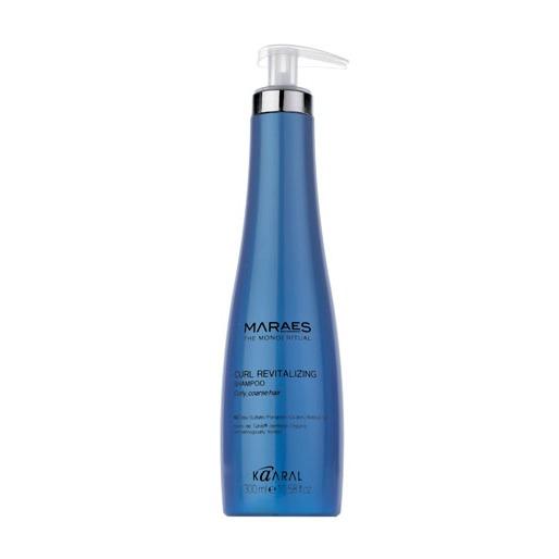 Шампунь Maraes Curl Revitalizing Shampoo Kaaral фото