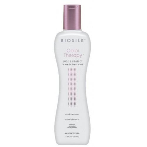 Купить Несмываемый кондиционер для окрашенных волос Color Therapy Lock & Protect, Biosilk