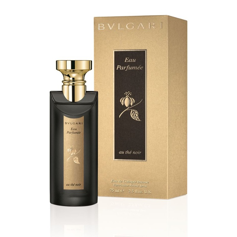Купить Eau Parfumee Au The Noir, BVLGARI