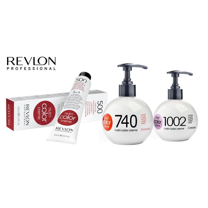 Краска для волос, NCC - Nutri Color Creme, Revlon Professional  - Купить