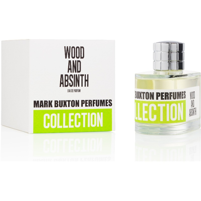 Купить Wood & Absinth, Mark Buxton
